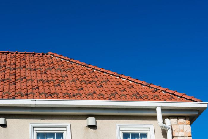 屋根の保証