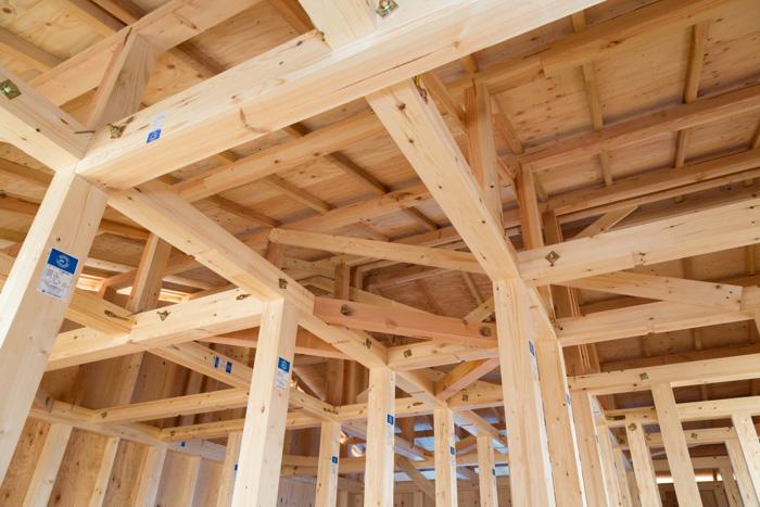 住宅の構造体の保証