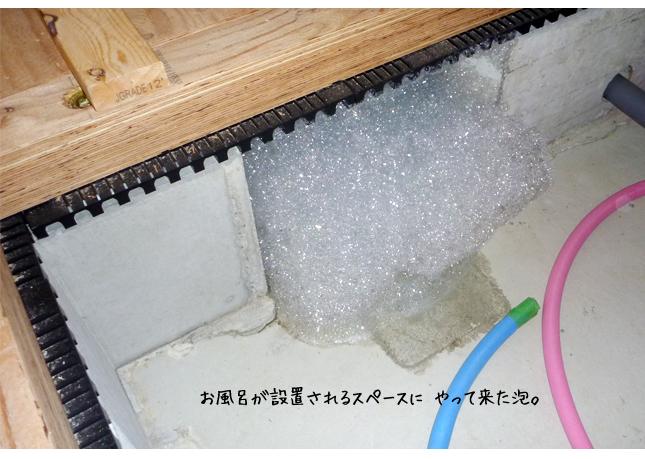 建築現場の防蟻施工