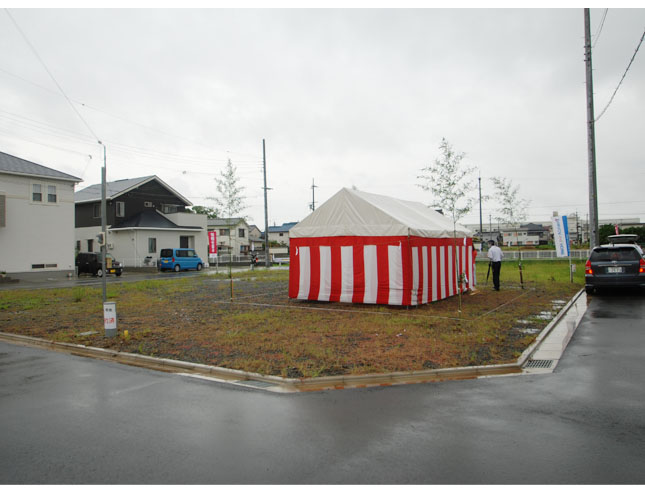 和歌山市の大谷分譲地